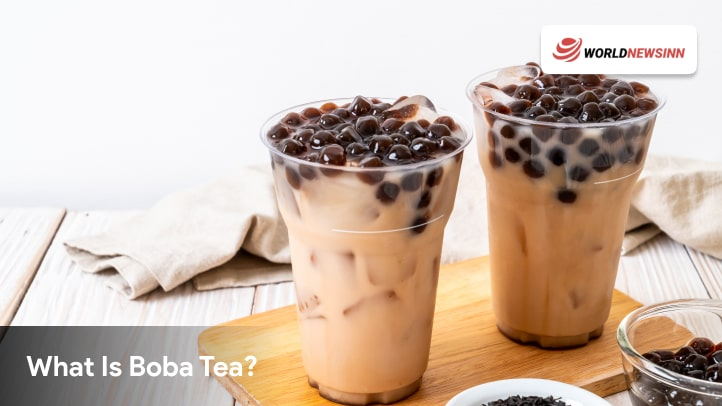 What Is Boba Tea