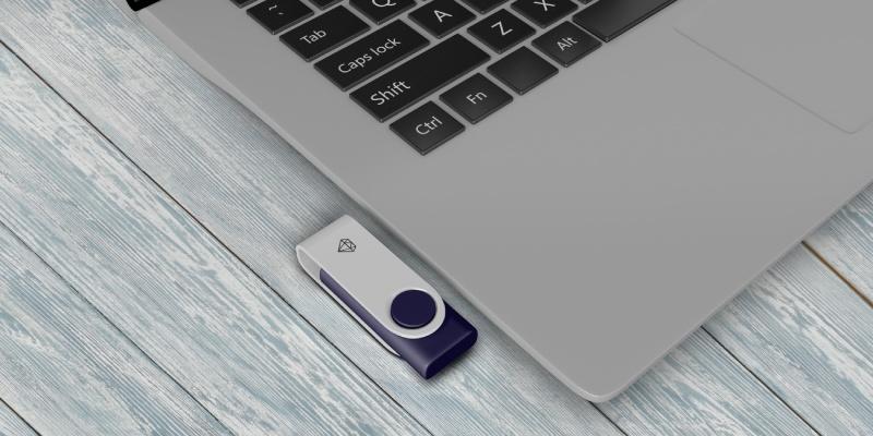 Repair RAW USB Drives